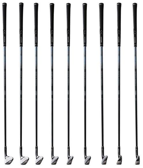 MAZEL Single Length Golf Club Irons Set 4-SW(9 Pieces)